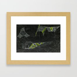 Concept art ez3 Framed Art Print