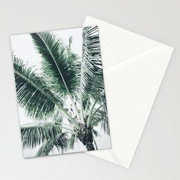 Maui Paradise Palm Hawaii Stationery Cards