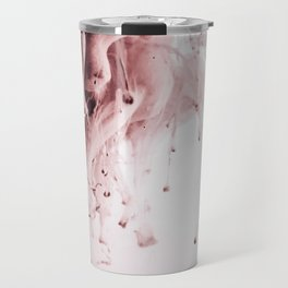 Ink Splashing Travel Mug