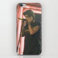 zayn malik iPhone & iPod Skins featuring Zayn Malik by Halle