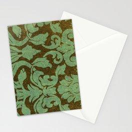 vintage tissue paper  Stationery Cards
