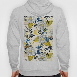Flowers patten1 Hoody