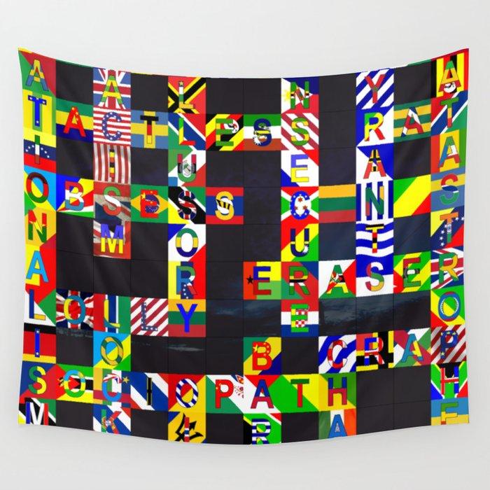 GLOOMY 01 Wall Tapestry