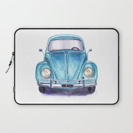 Vintage blue car Laptop Sleeve