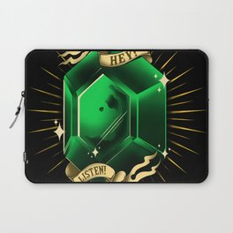 Stay Rupees Laptop Sleeve