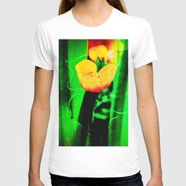 Flowers magic marsh Marigold T-shirt