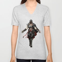 Assassin's Creed Unisex V-Neck