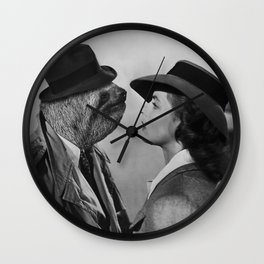 Sloth in Casablanca Wall Clock