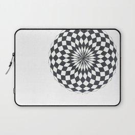 Spheric Chess Laptop Sleeve