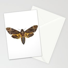 Greater Death's Head Hawkmoth Stationery Cards