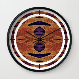 Dancing Bear Wall Clock
