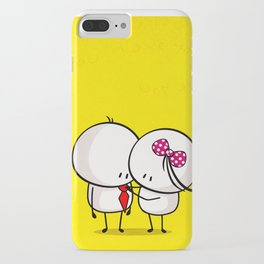 come here iPhone Case