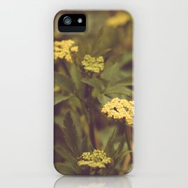 Dark Mood iPhone Case