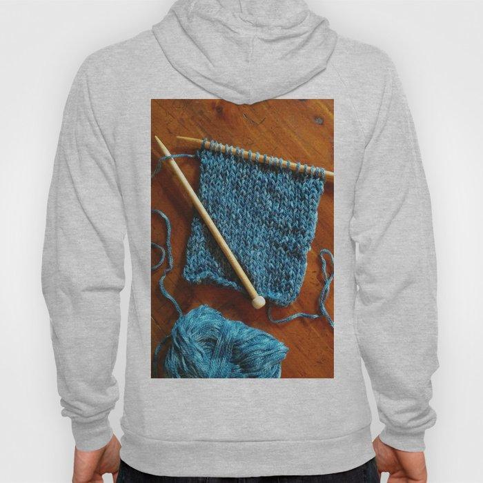 knitting photo, denim, denim photo, blue, wood, knitting, knit, brown, Hoody