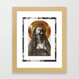 North African Woman Framed Art Print