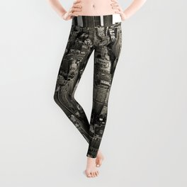Empire State View Leggings