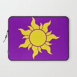 Rapunzel's Golden Sun Laptop Sleeve