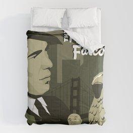 The Maltese Falcon Comforters