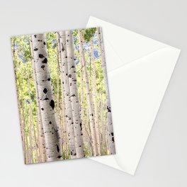 Dreamy Aspen Grove Stationery Cards