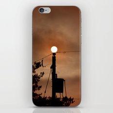 Solar Power iPhone & iPod Skin