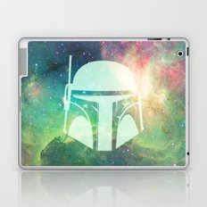 Boba Fett Galaxy Laptop & iPad Skin