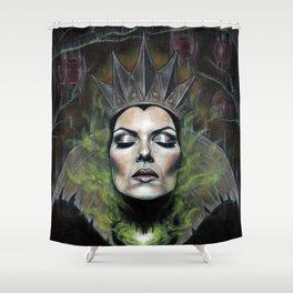 My Queen Shower Curtain