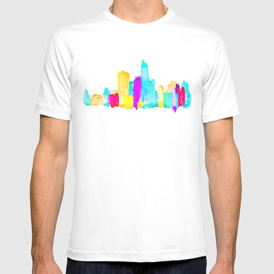 Colour City T-shirt