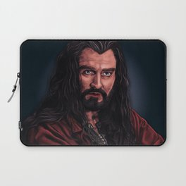 King Under The Mountain Laptop Sleeve