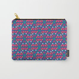Ethnic psychedelic 2 Carry-All Pouch