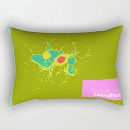 Sensory Neuron  Rectangular Pillow