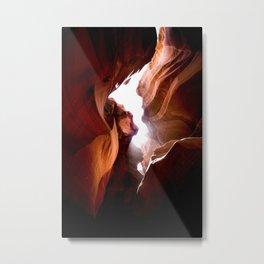 Nature texture 002. Metal Print