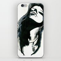 coven iPhone & iPod Skins featuring Coven by ArtbyLumi