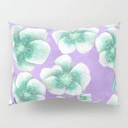 Between Blue and Purple Pillow Sham