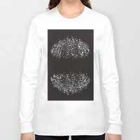 ufo Long Sleeve T-shirts featuring ufo by Miamaria Oedegaard