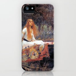 Lady Guinevere iPhone Case