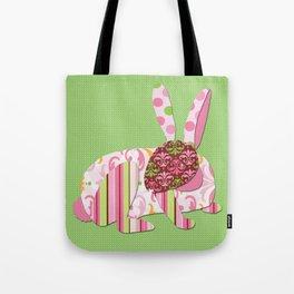 Ms. Wabbit Tote Bag