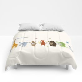 little parade Comforters