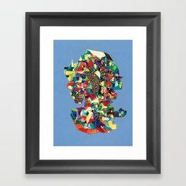 Nevertheless  Framed Art Print