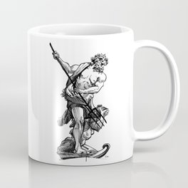 Neptune, V&A, London Coffee Mug