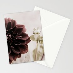Dahlia - solitaire 122 Stationery Cards