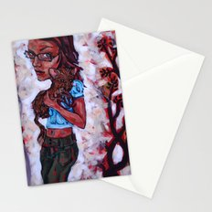 Fiona and the Ferret Fox Stationery Cards