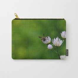 Wildflower Landing ~ Ginkelmier Inspired Carry-All Pouch