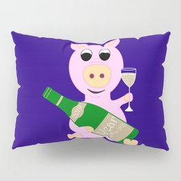 Happy New Year 2019 Year Of The Pig Gift Pillow Sham