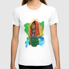 Ustup - kuna/guna girl T-shirt