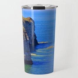 British coast Travel Mug