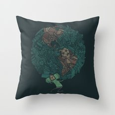 Prince Atlas Throw Pillow