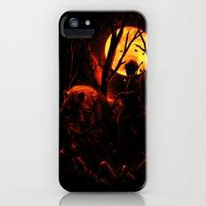 The Hunter iPhone (5, 5s) Slim Case
