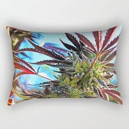Beauty Bud Rectangular Pillow