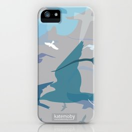 Flock of Birds iPhone Case