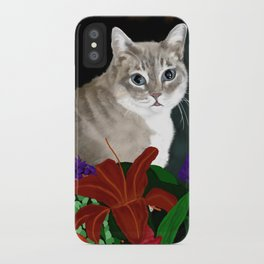 Beloved Kitty iPhone Case
